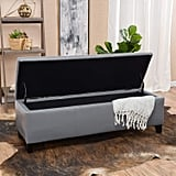 Christopher Knight Home Living Skyler Storage Bench