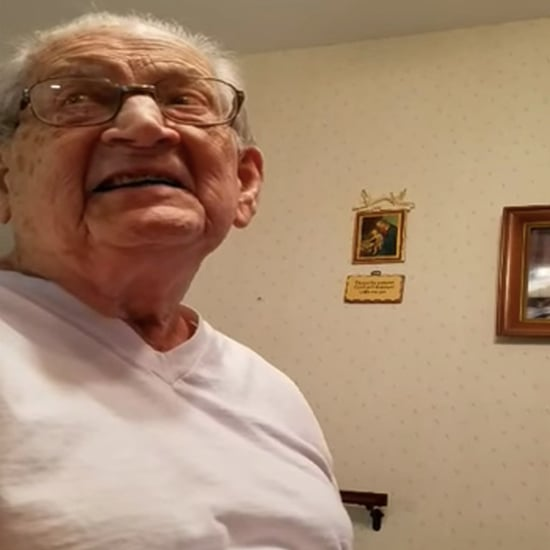 98-Year-Old Man Finds Out How Old He Is