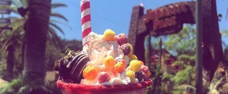 Best Food to Instagram at Universal Studios