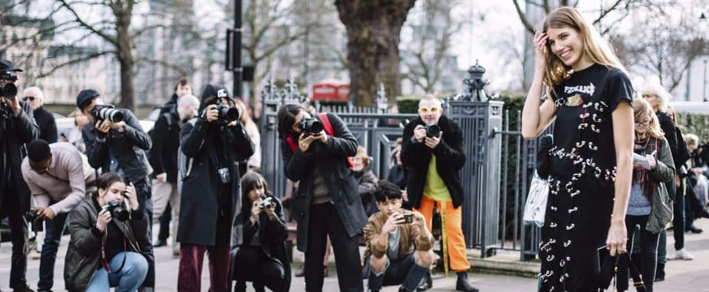 London Calling: the Best Street Style From LFW