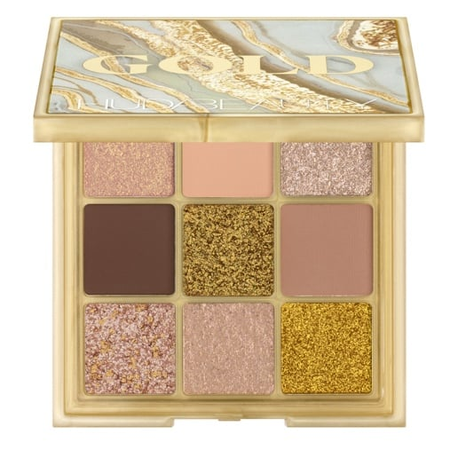 Huda Beauty Gold Obsessions Eyeshadow Palette
