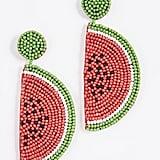 Kenneth Jay Lane Watermelon Earrings