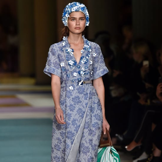 Tea Dress Trend