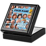 The Peanuts Movie Personalized Keepsake Box