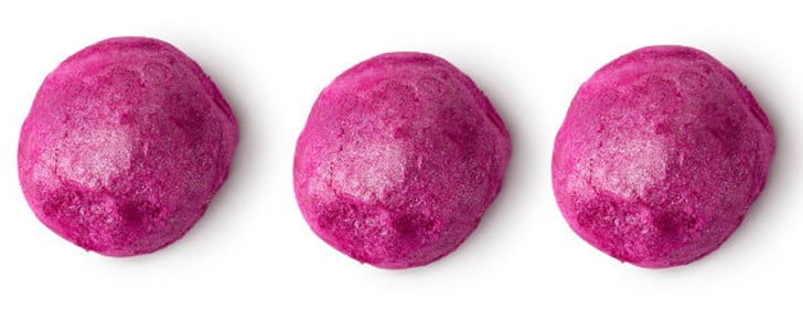 Woman Turns Pink Using Lush Products