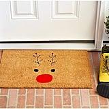 Rudolph Doormat