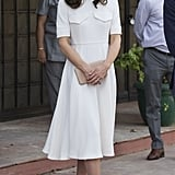 Kate's Emilia Wickstead Wool Dress