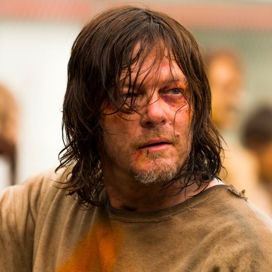 Is Daryl in The Walking Dead Comic Books?