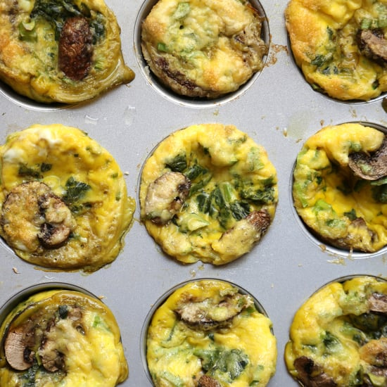 Every Busy Person Needs This Cheesy Egg Muffin Recipe