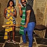 Who Is Idris Elba's Daughter, Isan Elba?
