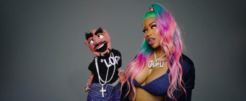 "Nicki Minaj's ""Barbie Dreams"" Music Video"