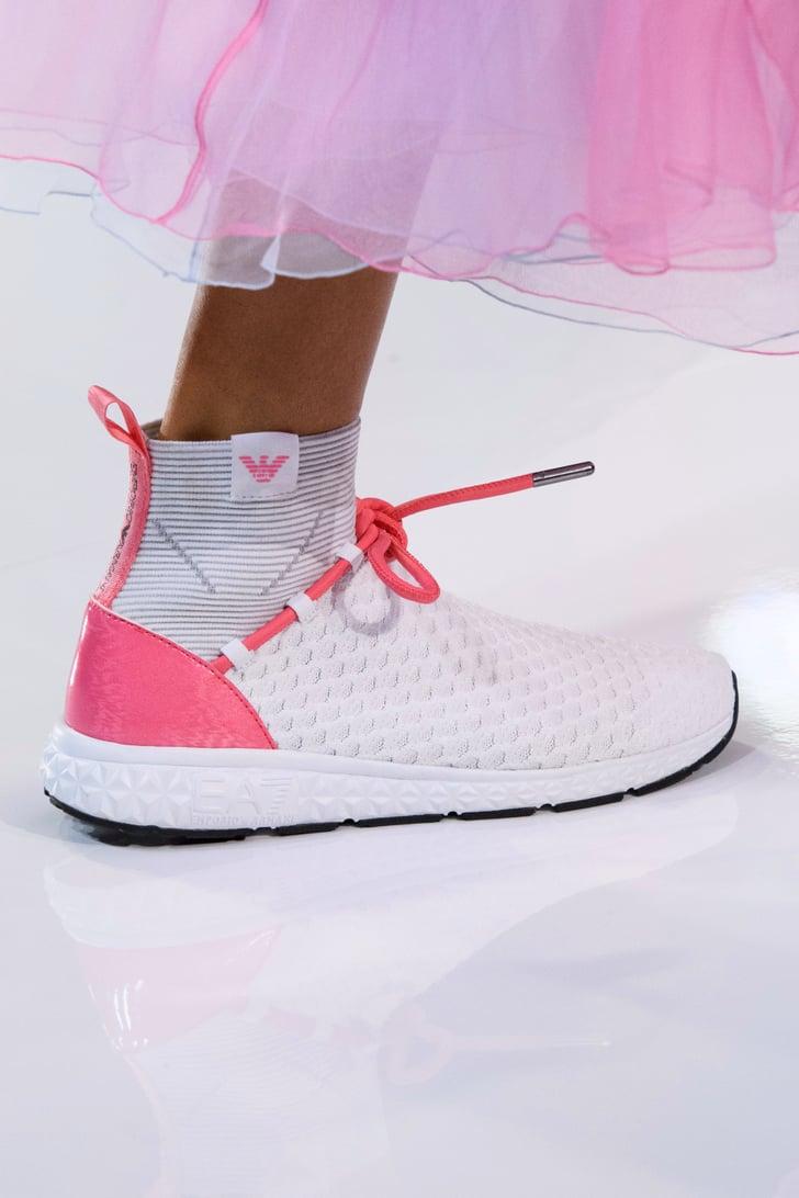 Shoe Trends Spring 2018