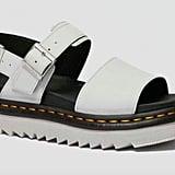 Dr. Martens Voss Women's Light Leather Strap Sandals