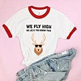 We Fly High Adult Ringer