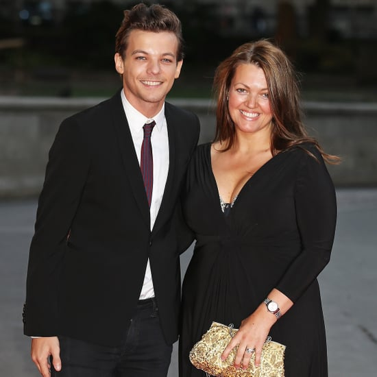 Louis Tomlinson Quotes About His Mother's Death