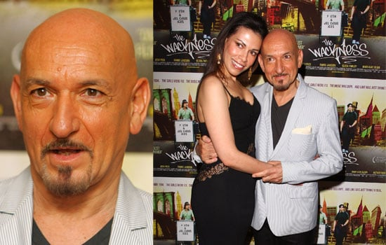 Photos Of Sir Ben Kingsley At A Screening Of The Wackness In London