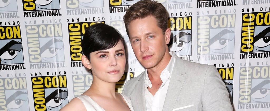 Josh Dallas and Ginnifer Goodwin Wedding Details