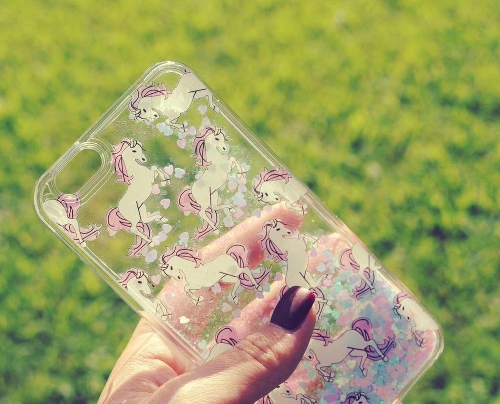 Fluorescent Unicorn iPhone 6 Case ($18, originally $20)