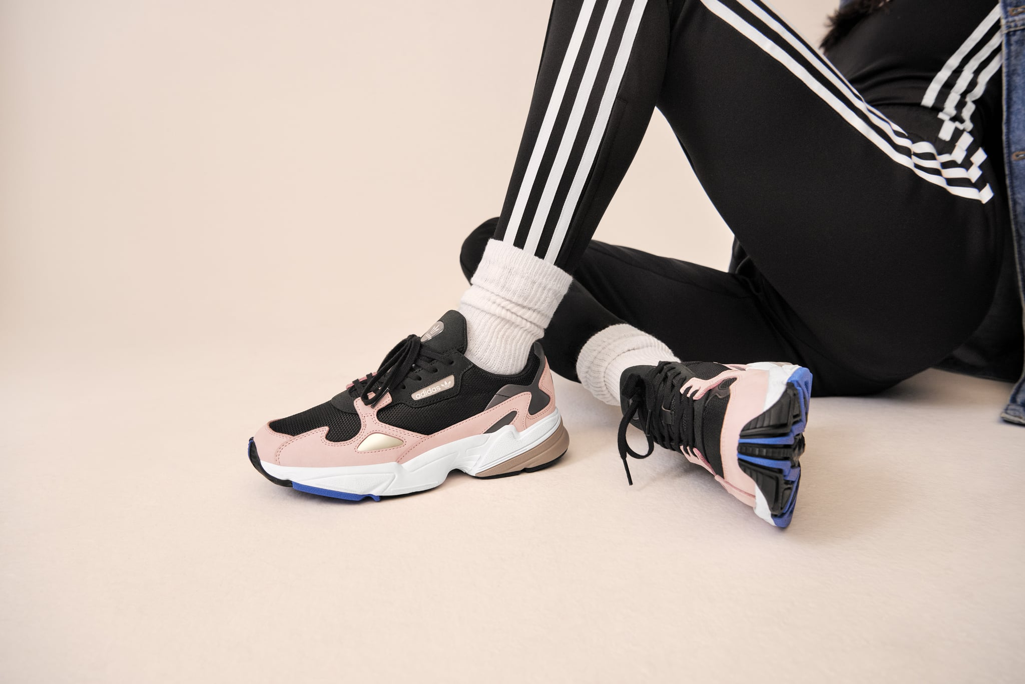 kylie falcon sneakers