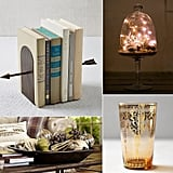 This month, POPSUGAR Home is reaching for eye-catching pieces to style every inch of our homes. From decorating game changers — like battery-operated string lights —to the perfect glasses for enjoying Fall cocktails, you'll want to add these finds to your shopping list!