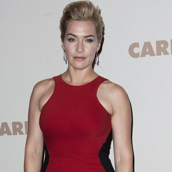 Kate Winslet Pictures at Paris Premiere of Carnage