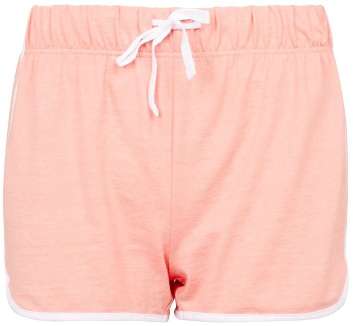 Topshop Sporty Neppy Runner Shorts