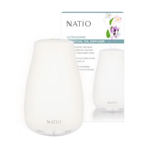 Natio Ultrasonic Essential Oil Diffuser