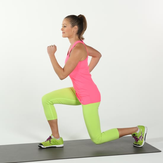 Lunges And Exercises To Get A Good Butt And Legs