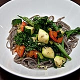 Soba With Greens