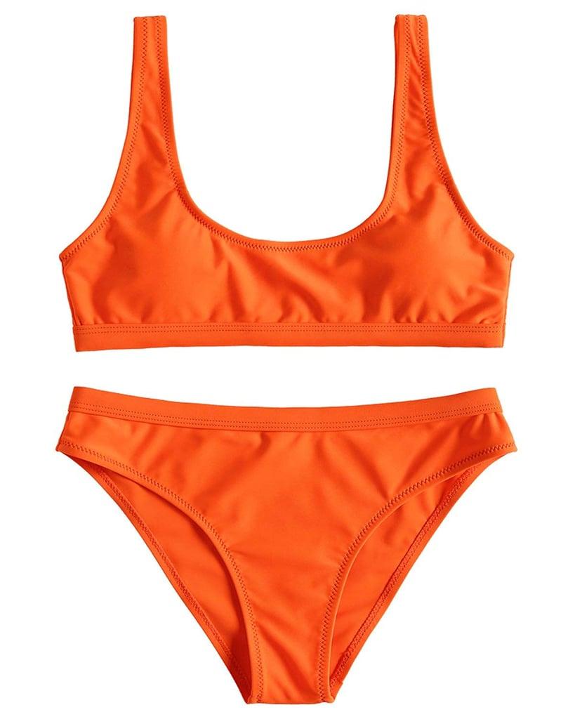 d6a16c3c41 Zaful Bikini Set