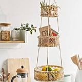 Three Tier Hanging Basket