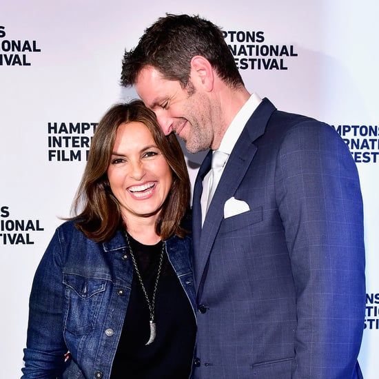 Mariska Hargitay Quotes About First Date With Peter Hermann