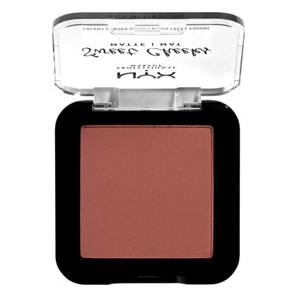 NYX Sweet Cheeks Creamy Powder Blush Matte