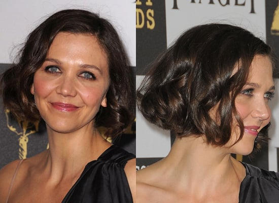 Maggie Gyllenhaal at the 2010 Independent Spirit Awards