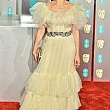 Rachel Weisz at the 2019 BAFTA Awards