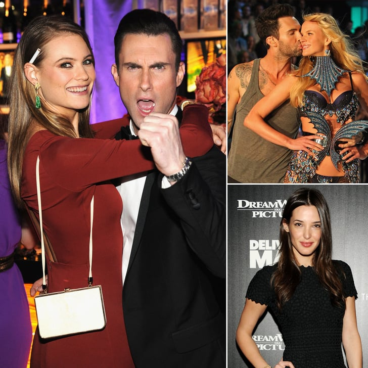 Adam Levine's Model Girlfriends: A Ridiculously Good-Looking History