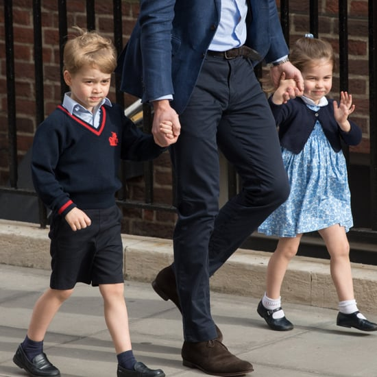 Prince William and Kate Middleton's Kids 2018 Pictures