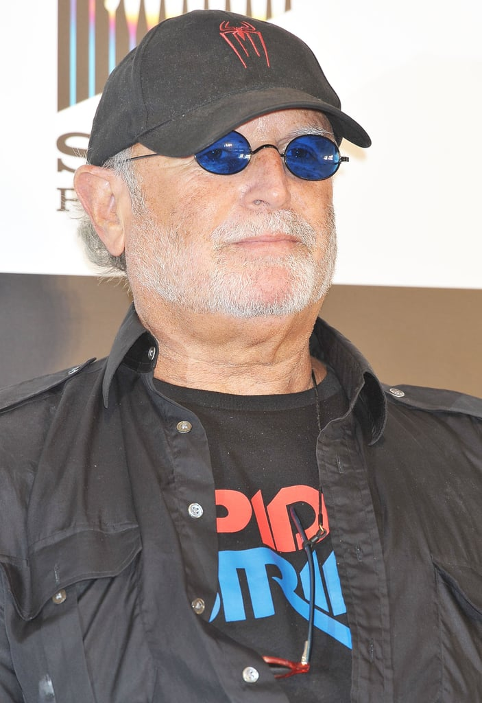 Avi Arad took to the red carpet at The Amazing Spider-Man premiere in Japan.