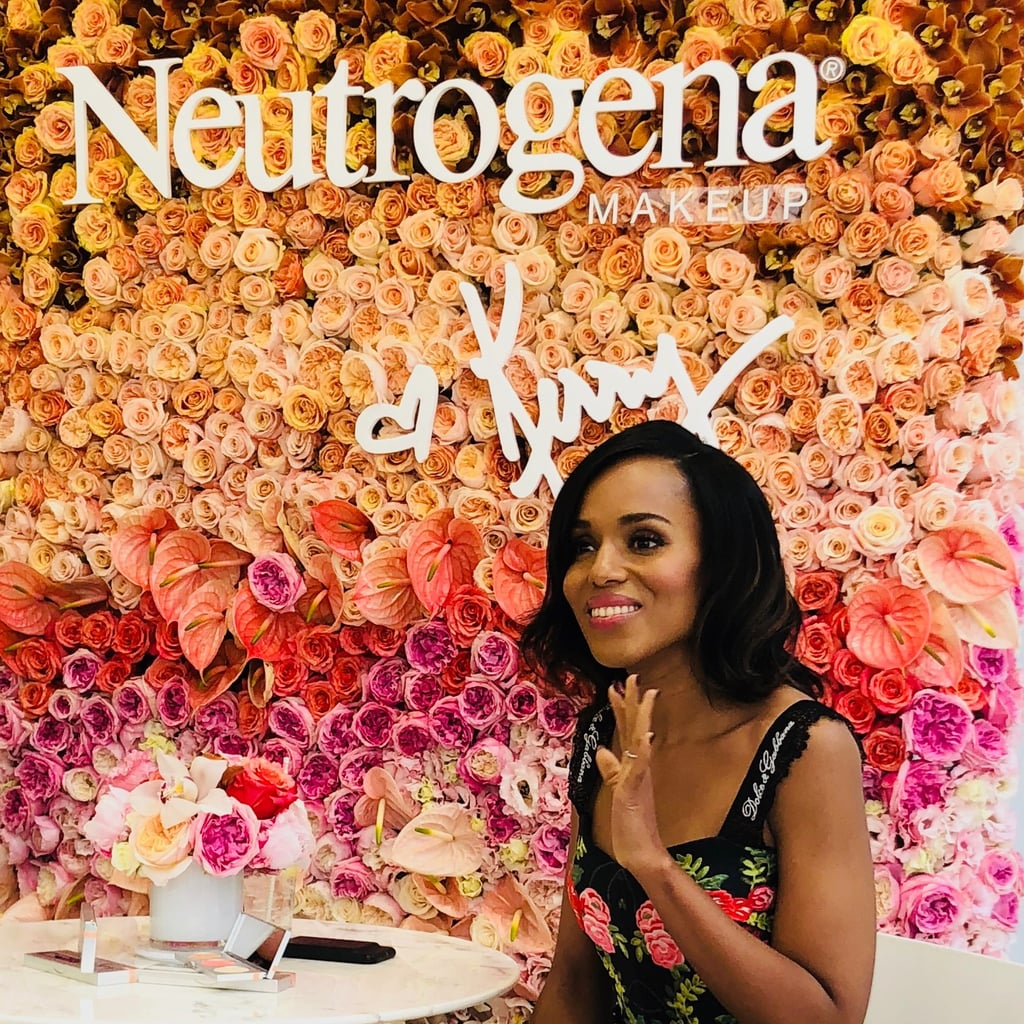 Interview with Kerry Washington About Neutrogena 2018