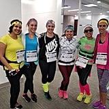 Marathoners
