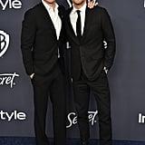 Ian Somerhalder and Paul Wesley Had a Vampire Diaries Reunion
