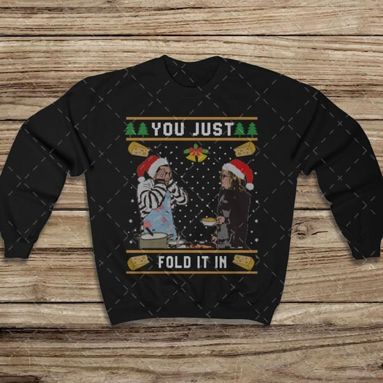 "These ""Ugly"" Schitt's Creek Christmas Sweaters Are Hilarious"