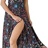 Shop Judy's Exact Floral Wrap Dress