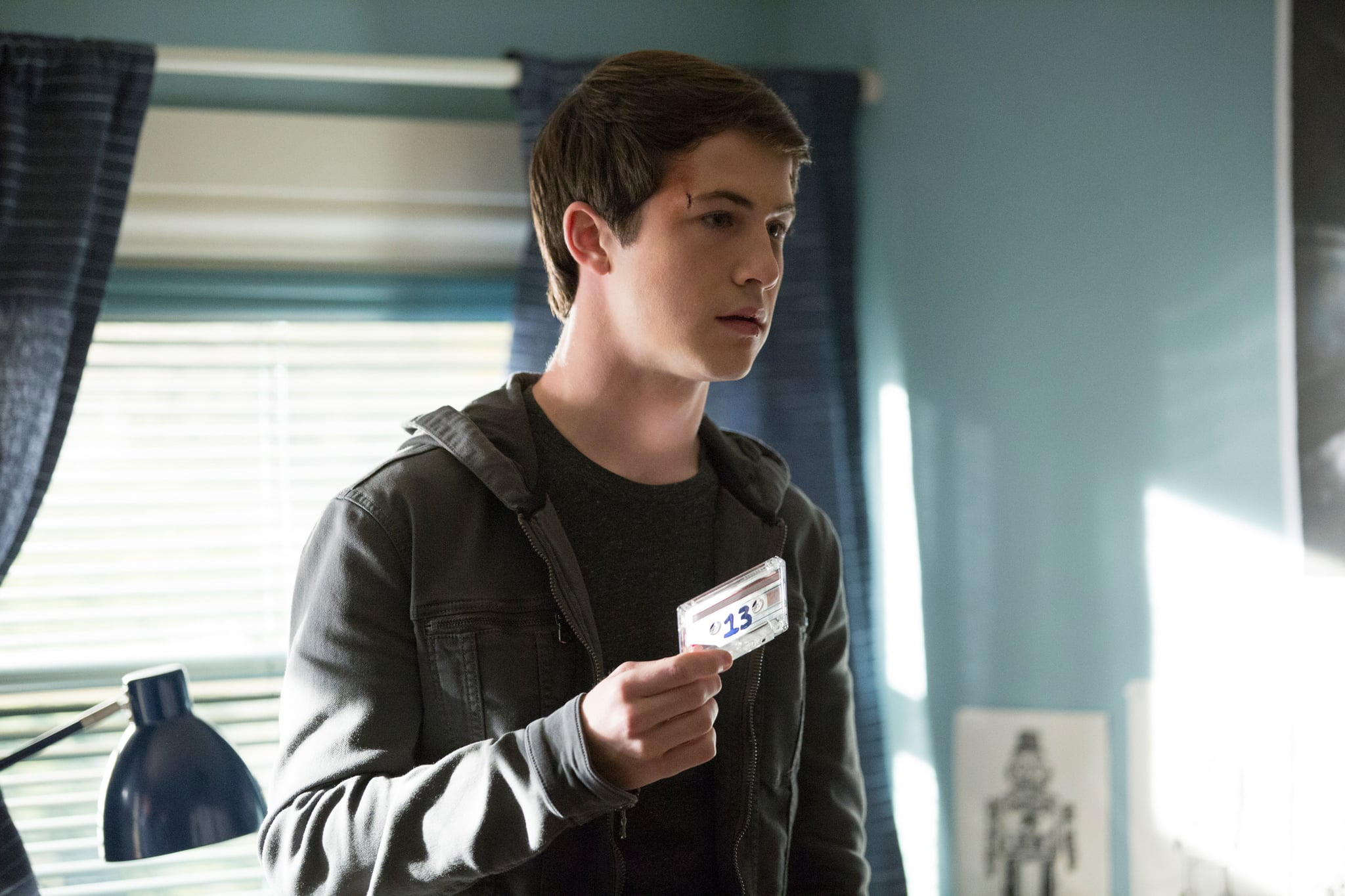 13 REASONS WHY, (aka THIRTEEN REASONS WHY), Dylan Minnette in 'Tape 7, Side A', (Season 1, Episode 113, aired March 31, 2017), ph: Beth Dubber / Netflix / courtesy Everett Collection