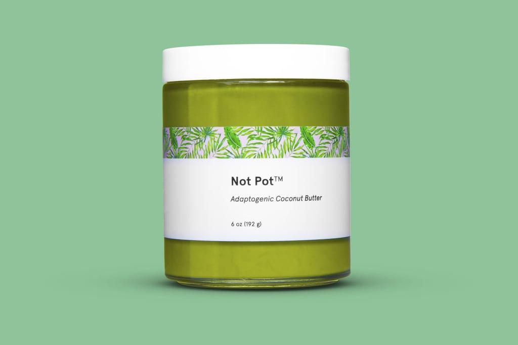 Pearl Butter x Not Pot Adaptogenic Coconut Butter