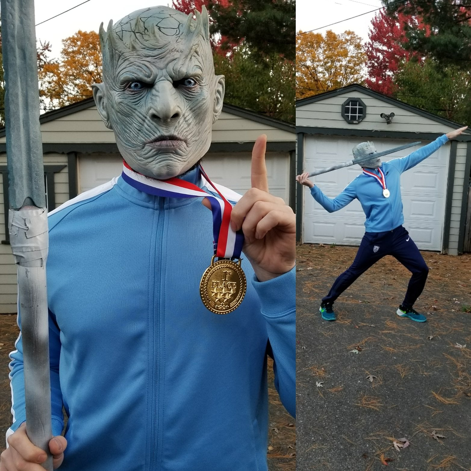Game of Thrones Night King Javelin Halloween Costume | POPSUGAR ...