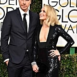 Kristen Bell only had eyes for Dax Shepard when they hit the red carpet in 2017.