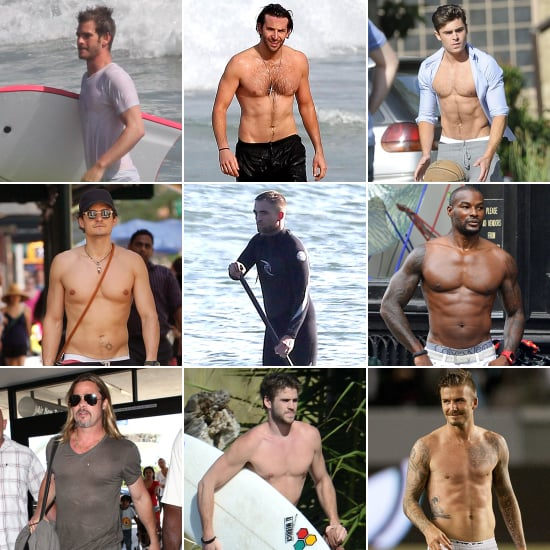 POPSUGAR Shirtless Bracket 2013 Winner