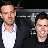 14 Times Ben and Casey Affleck Showed Brotherly Love