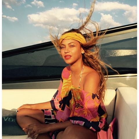 Beyonce and Jay Z Vacation Photos October 2015